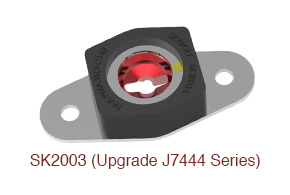 SK2003 Cessna Plate mount | Replaces J7444