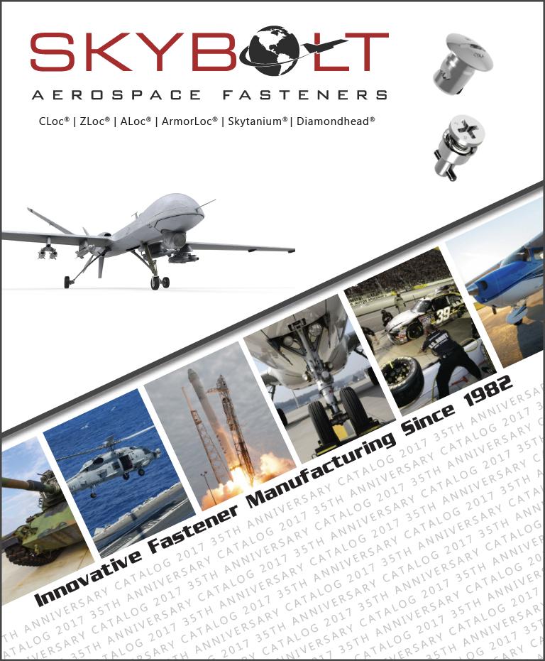 Skybolt Aerospace Fasteners AN-MS-NAS Hardware Catalog - Skybolt