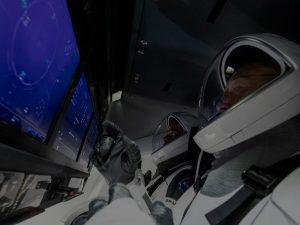 Skybolt returns American Astronauts to Space
